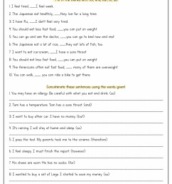 Sentence Fragment Worksheets 5th Grade   Printable Worksheets and  Activities for Teachers [ 2936 x 2136 Pixel ]