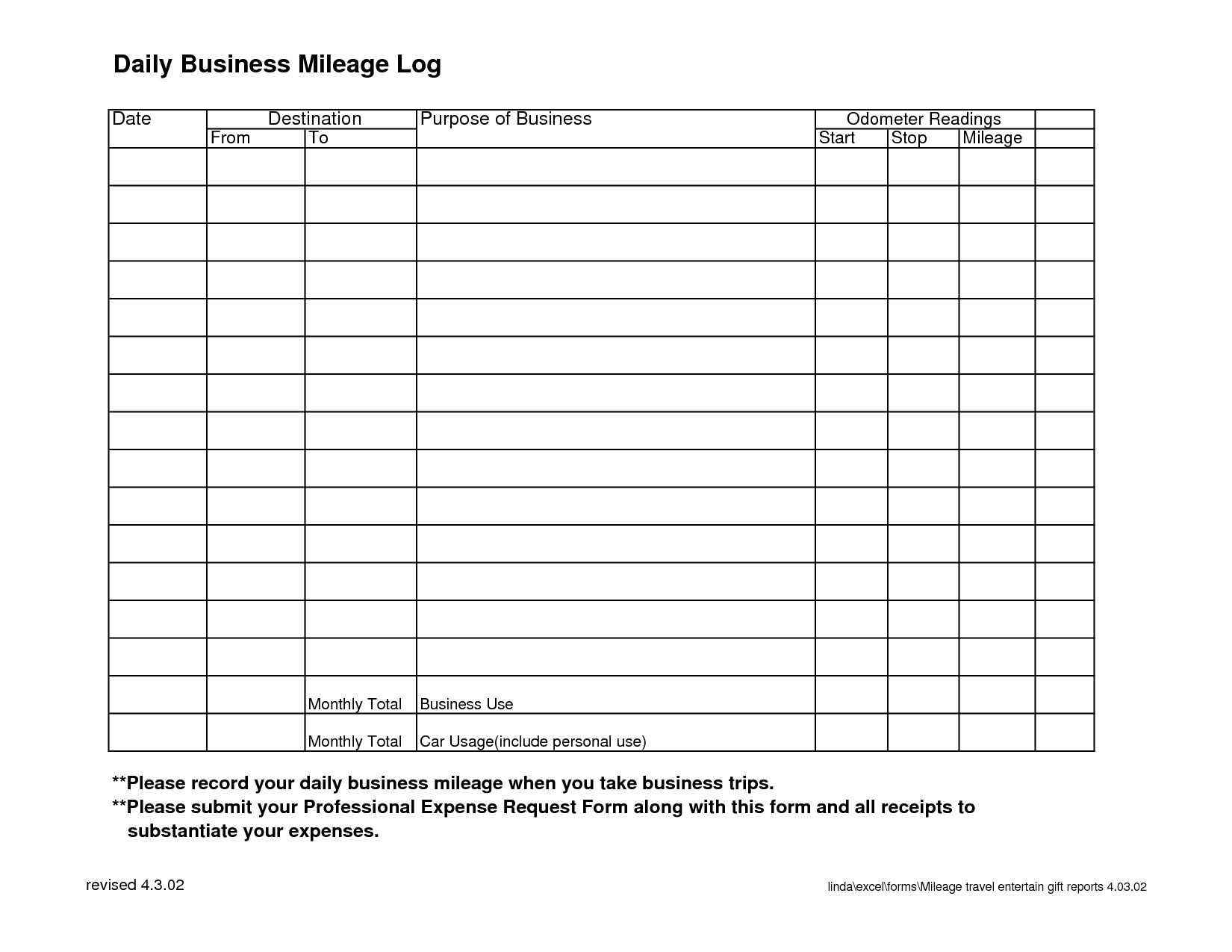 17 Best Images Of Daily Expense Tracker Worksheet