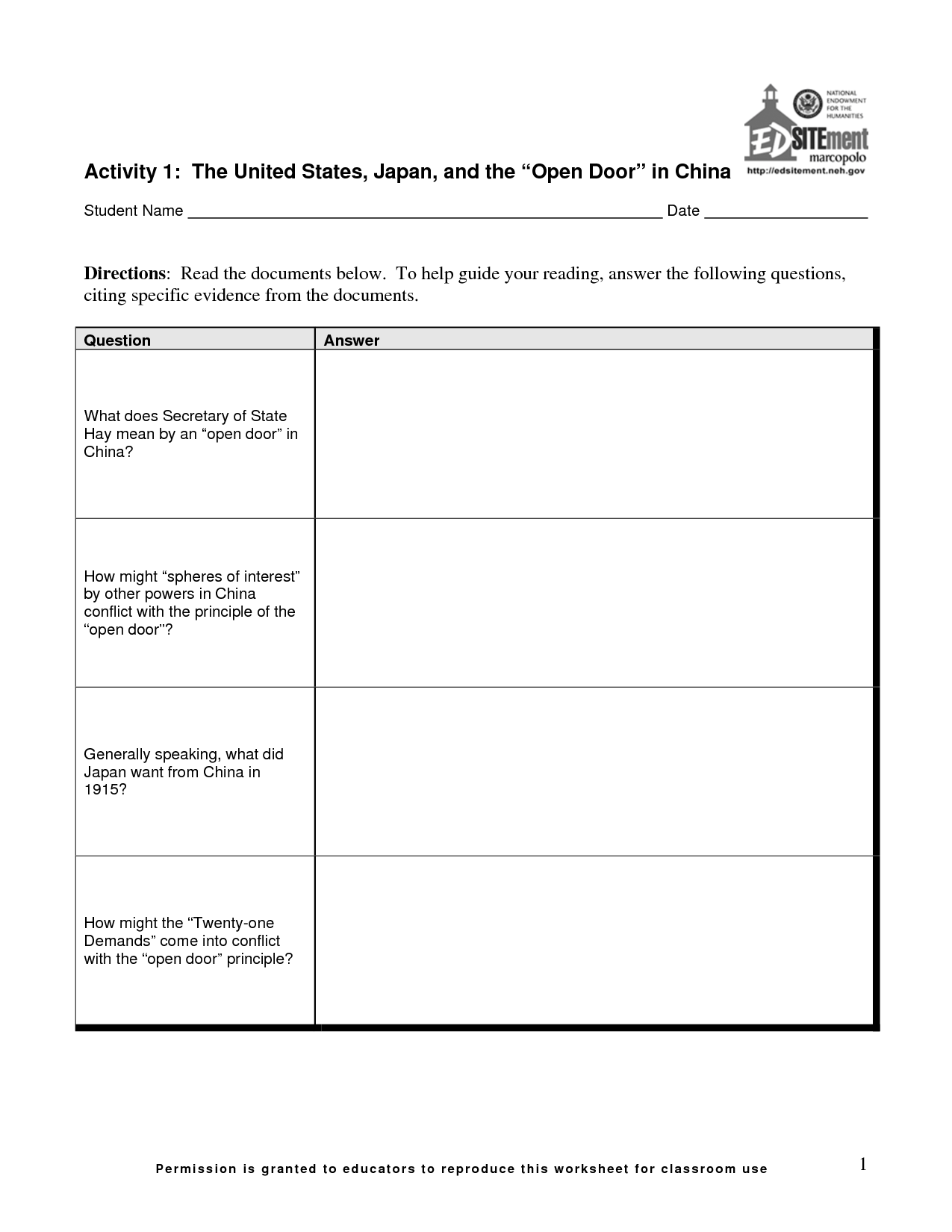 14 Best Images Of 7 Principles Of Government Worksheet