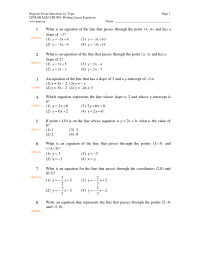 15 Best Images of Linear Tables Worksheet