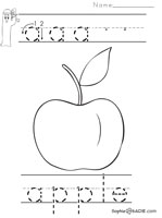 12 Best Images of Lower Case Writing Worksheets