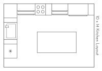 6 Best Images of 11 X 11 Kitchen Designs - Kitchen Layout ...