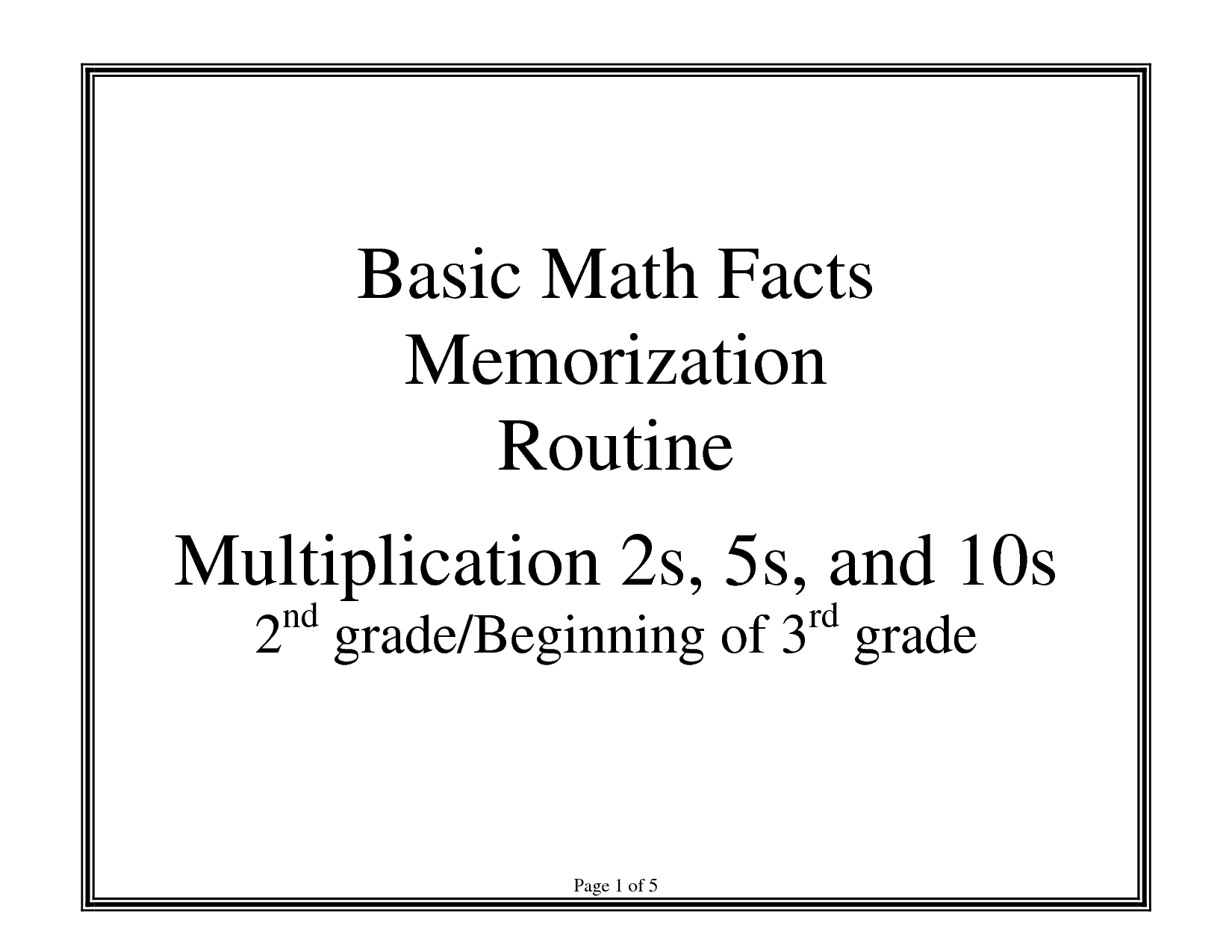 11 Best Images Of Multiplication Worksheets 4s