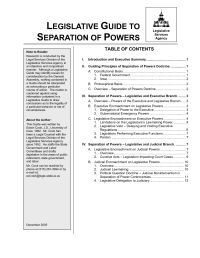 12 Best Images of Separation Of Powers Worksheet - Checks ...