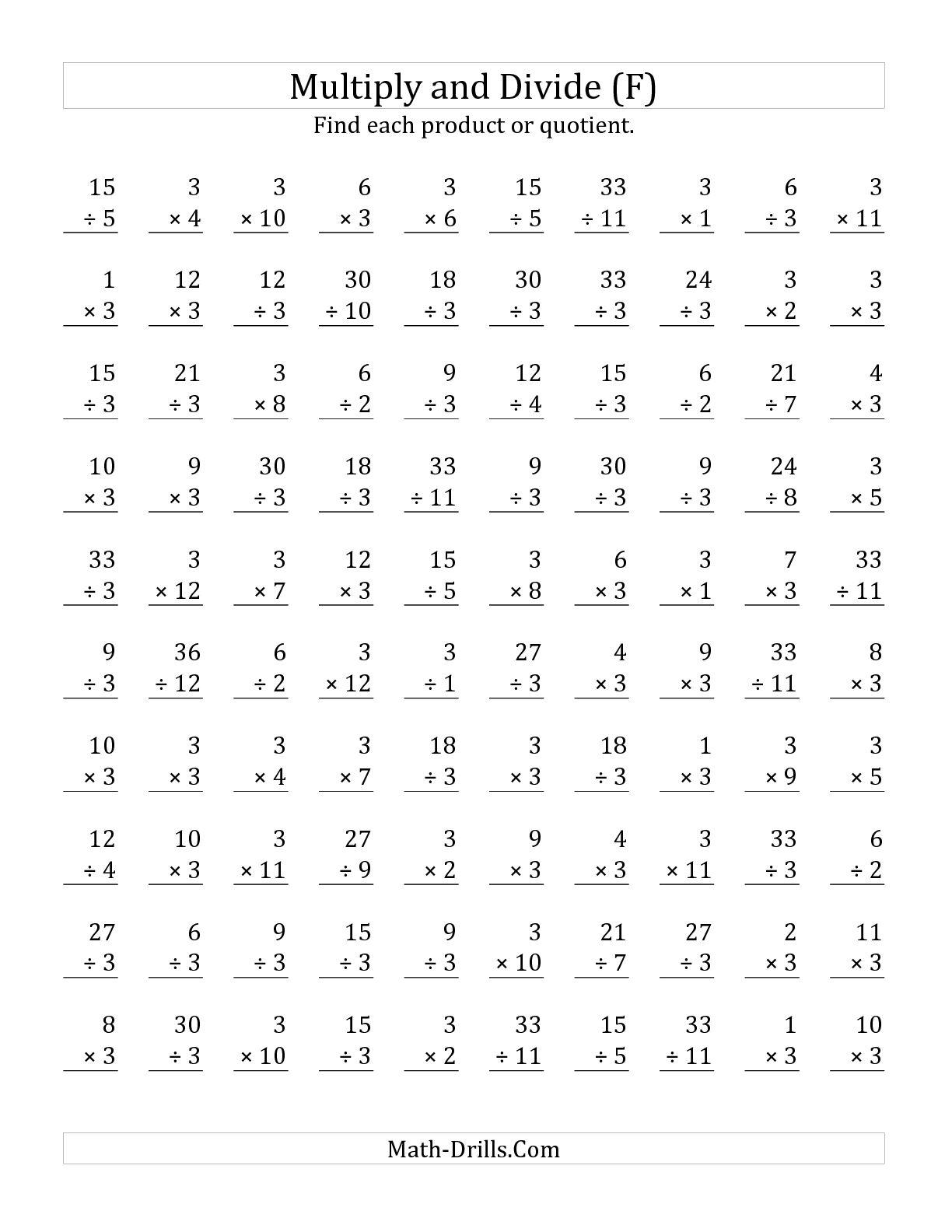 12 Best Images Of Blank Multiplication Grid Worksheet