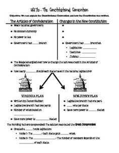 12 Best Images Of Constitution Worksheets For 5th Grade