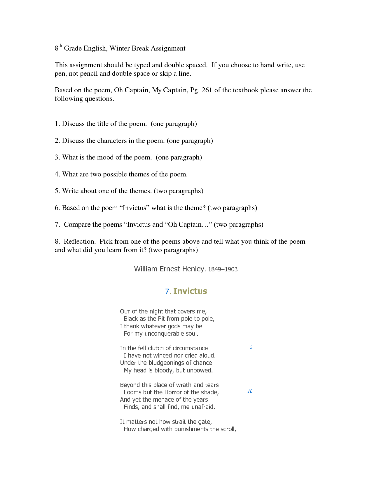 2 Grade Language Arts Worksheet Printables