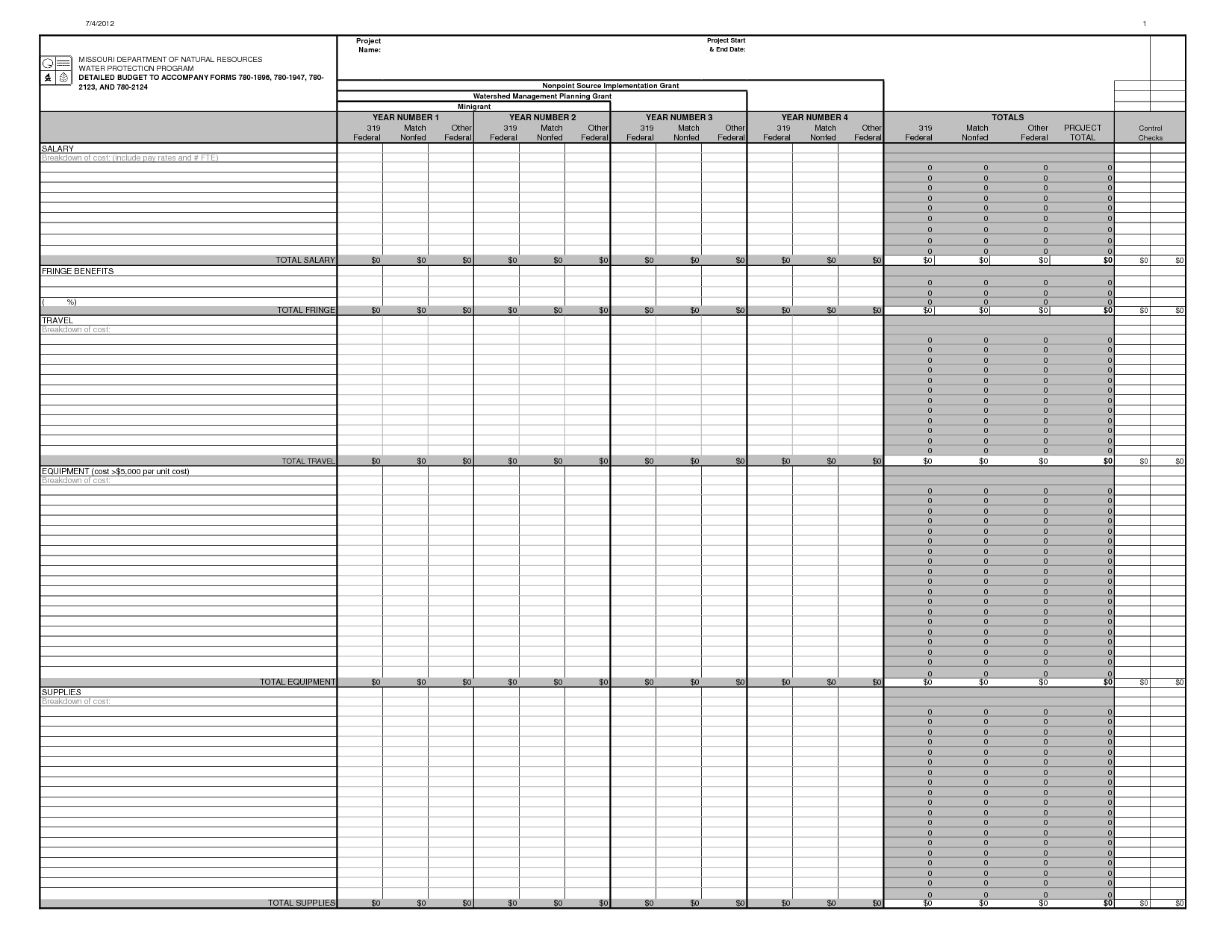 10 Best Images Of Blank Trial Balance Worksheet