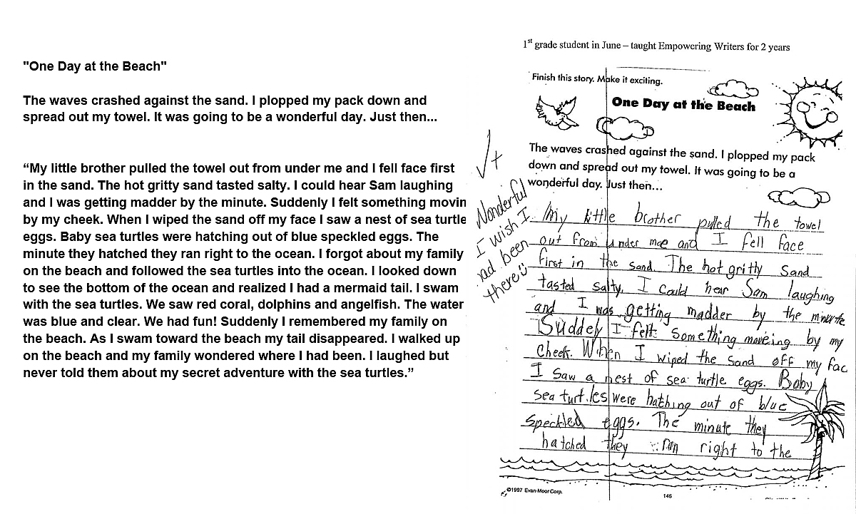 7th grade essay writing | Docoments Ojazlink