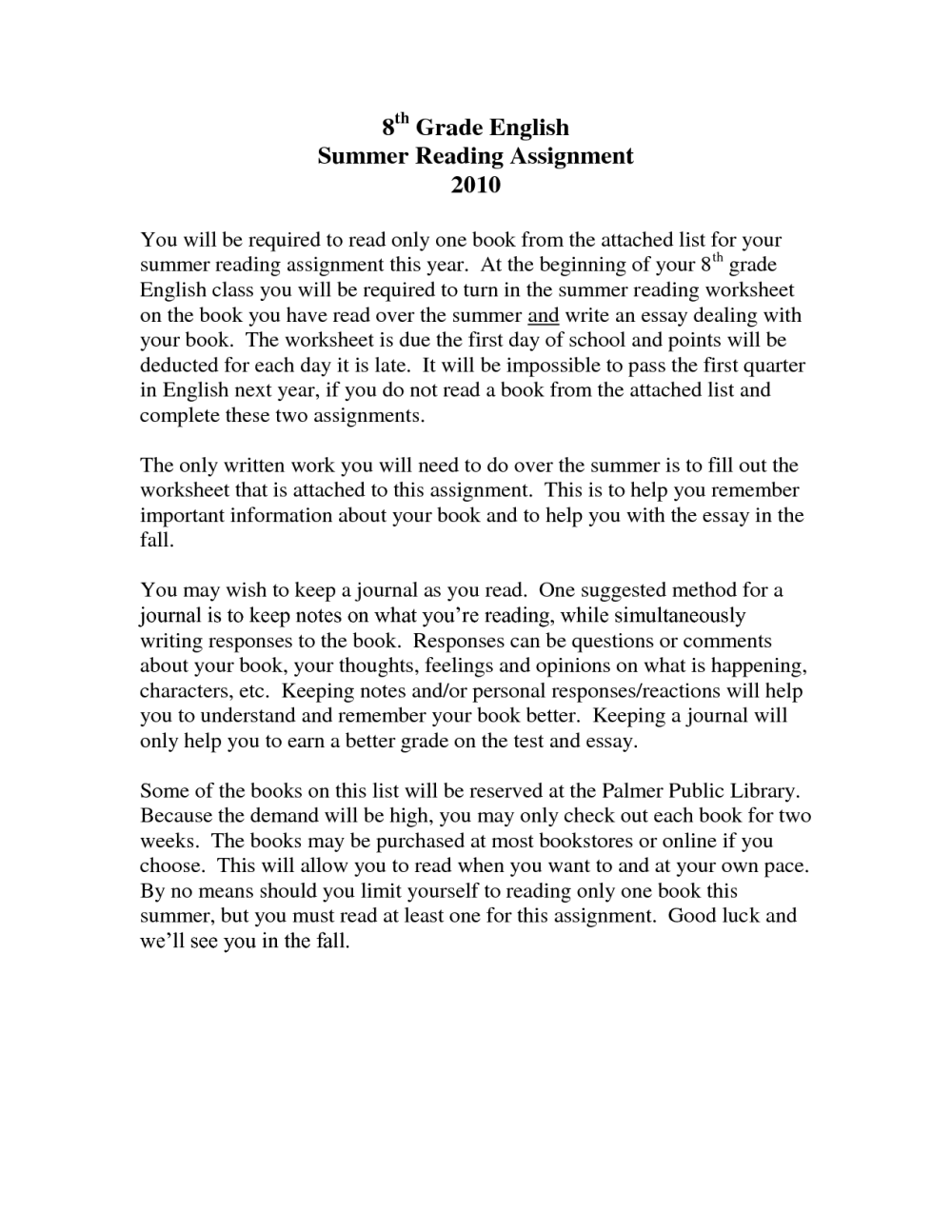 medium resolution of 8th Grade Paragraph Writing Worksheets   Printable Worksheets and Activities  for Teachers