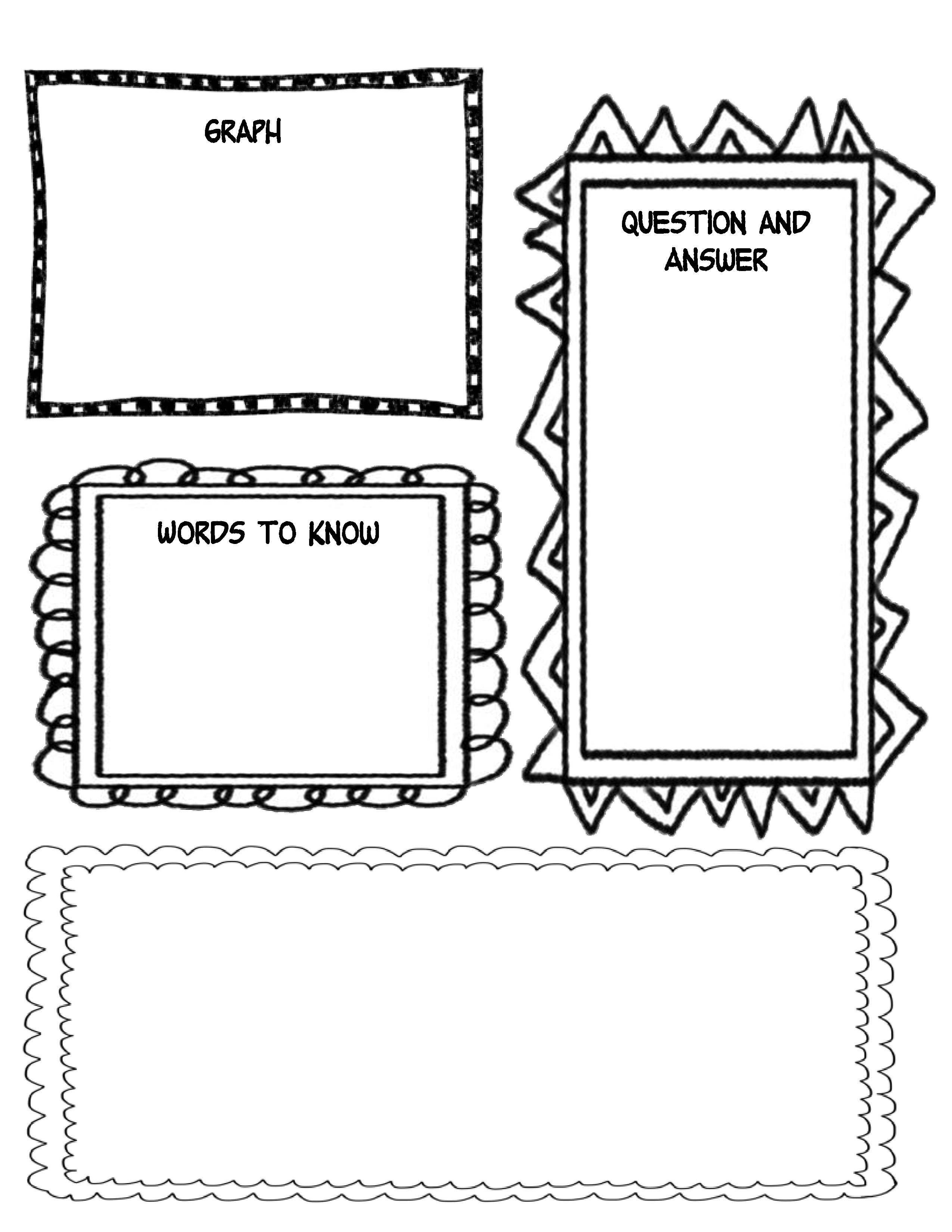 18 Best Images of Elements Of Fiction Worksheets For