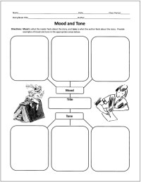13 Best Images of Mood Reading Worksheets - Tone and Mood ...