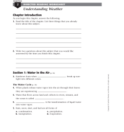 Science Worksheets Year 8   Printable Worksheets and Activities for  Teachers [ 1650 x 1275 Pixel ]