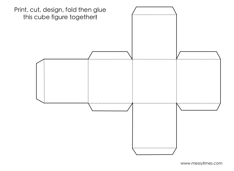 14 Best Images Of Building 3d Shapes Worksheet