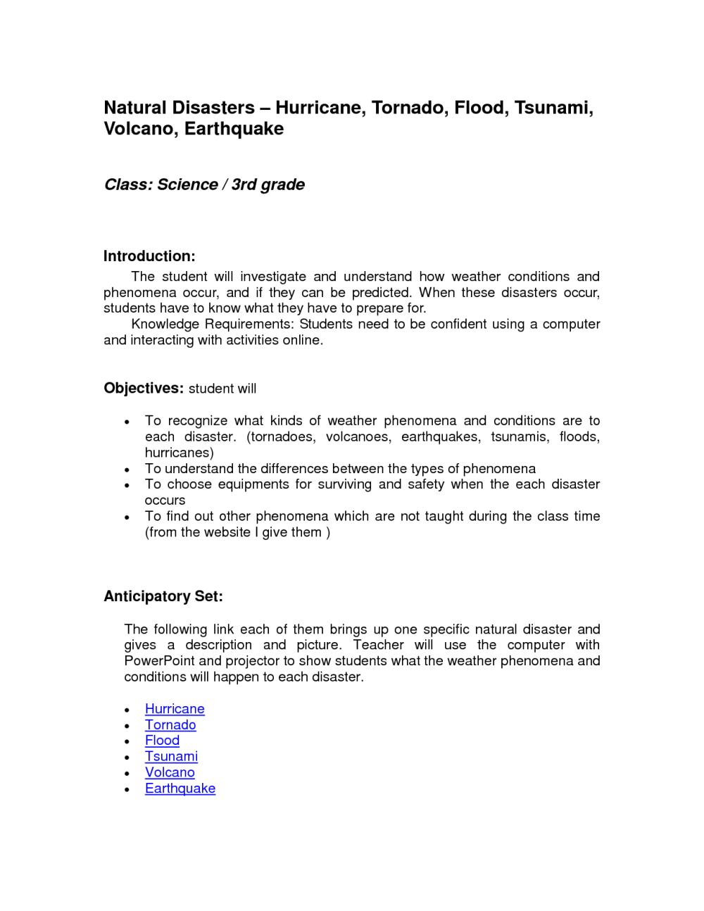 medium resolution of Historical Hurricane Printable Worksheets   Printable Worksheets and  Activities for Teachers