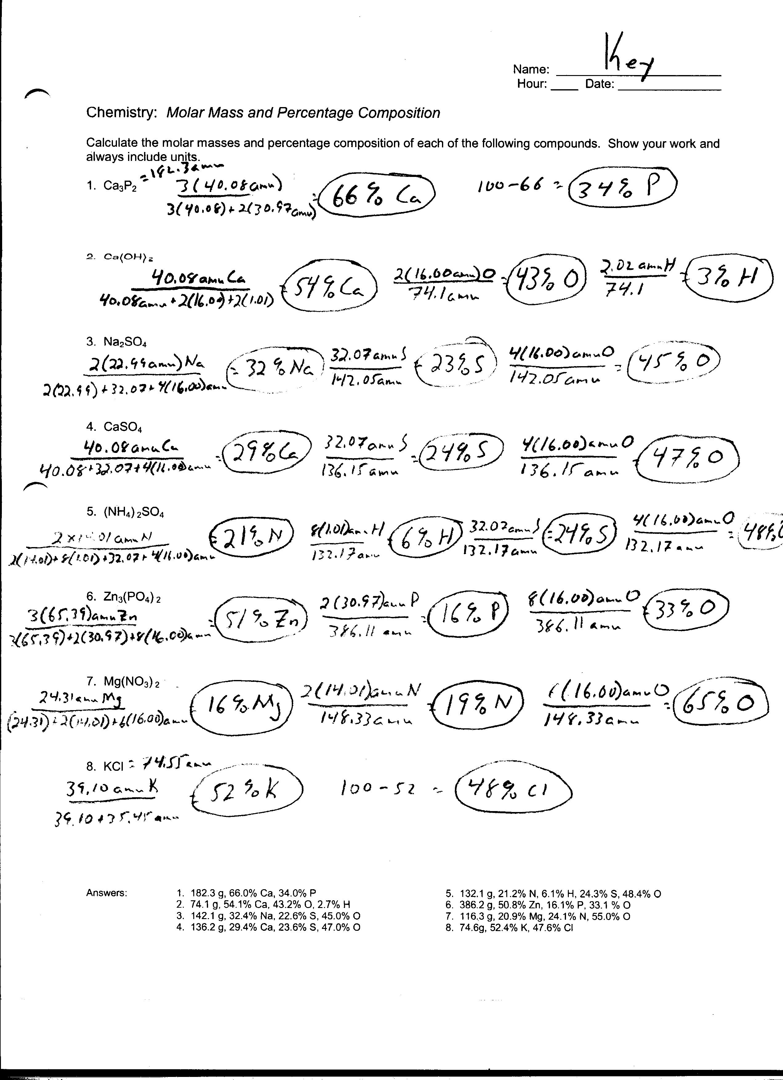 14 Best Images Of Physics Pressure Worksheet