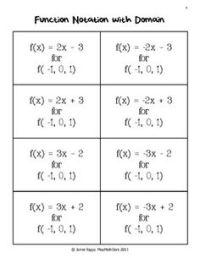12 Best Images of Function Notation Algebra Worksheets ...