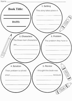 7 Best Images of Biography Report Worksheets Printables