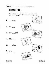 16 Best Images of Letter Recognition Assessment Worksheet