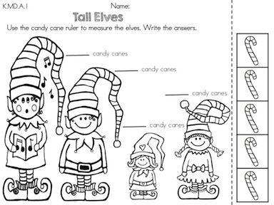 9 Best Images of Christmas Elf Activities Worksheets