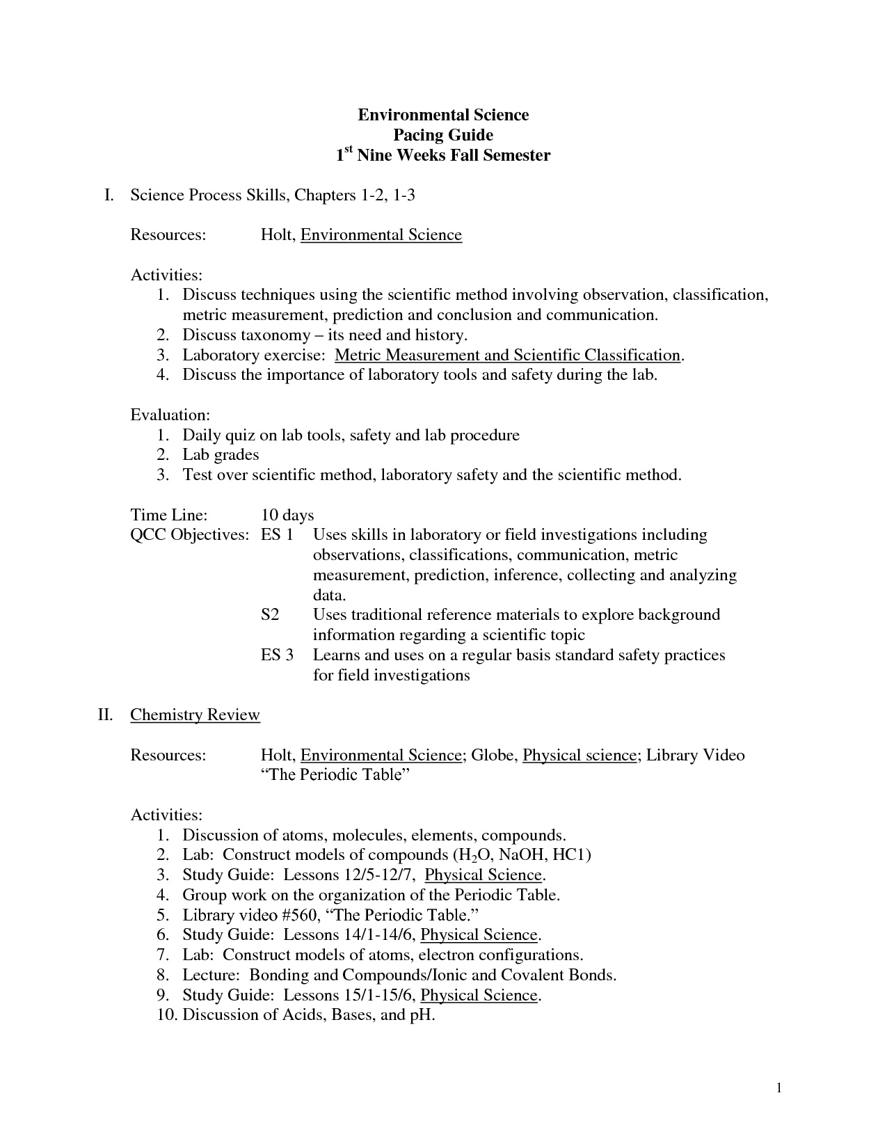 32 Holt Environmental Science Skills Worksheet Answer Key