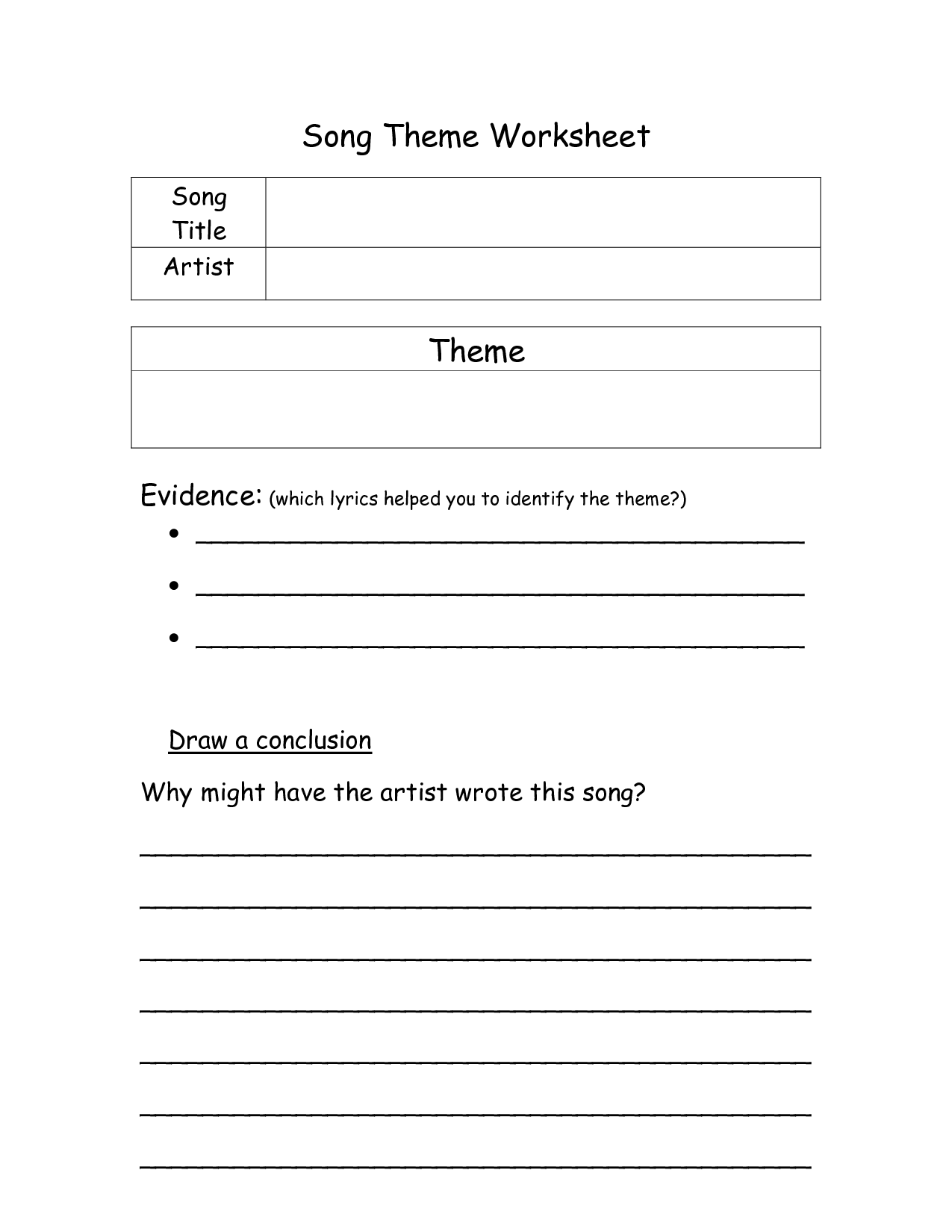Worksheet Theme Worksheet Grass Fedjp Worksheet Study Site