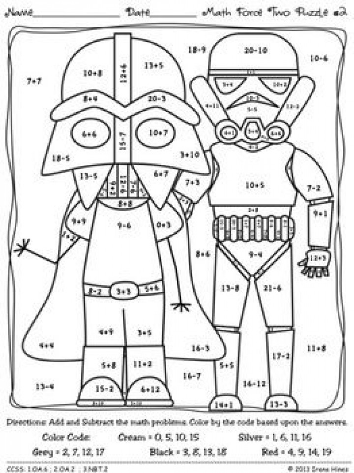 4th Grade Multiplication Worksheets Coloring Coloring Pages