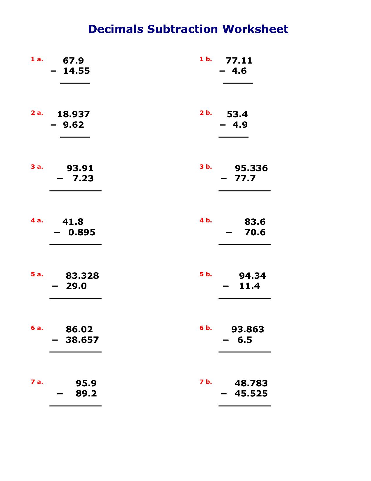 12 Best Images Of Free Online Pre Algebra Worksheets