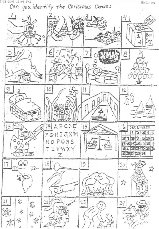 12 Best Images of Christmas Carol Worksheet Answers