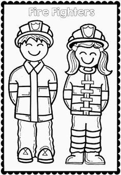 15 Best Images of Community Workers Worksheets For