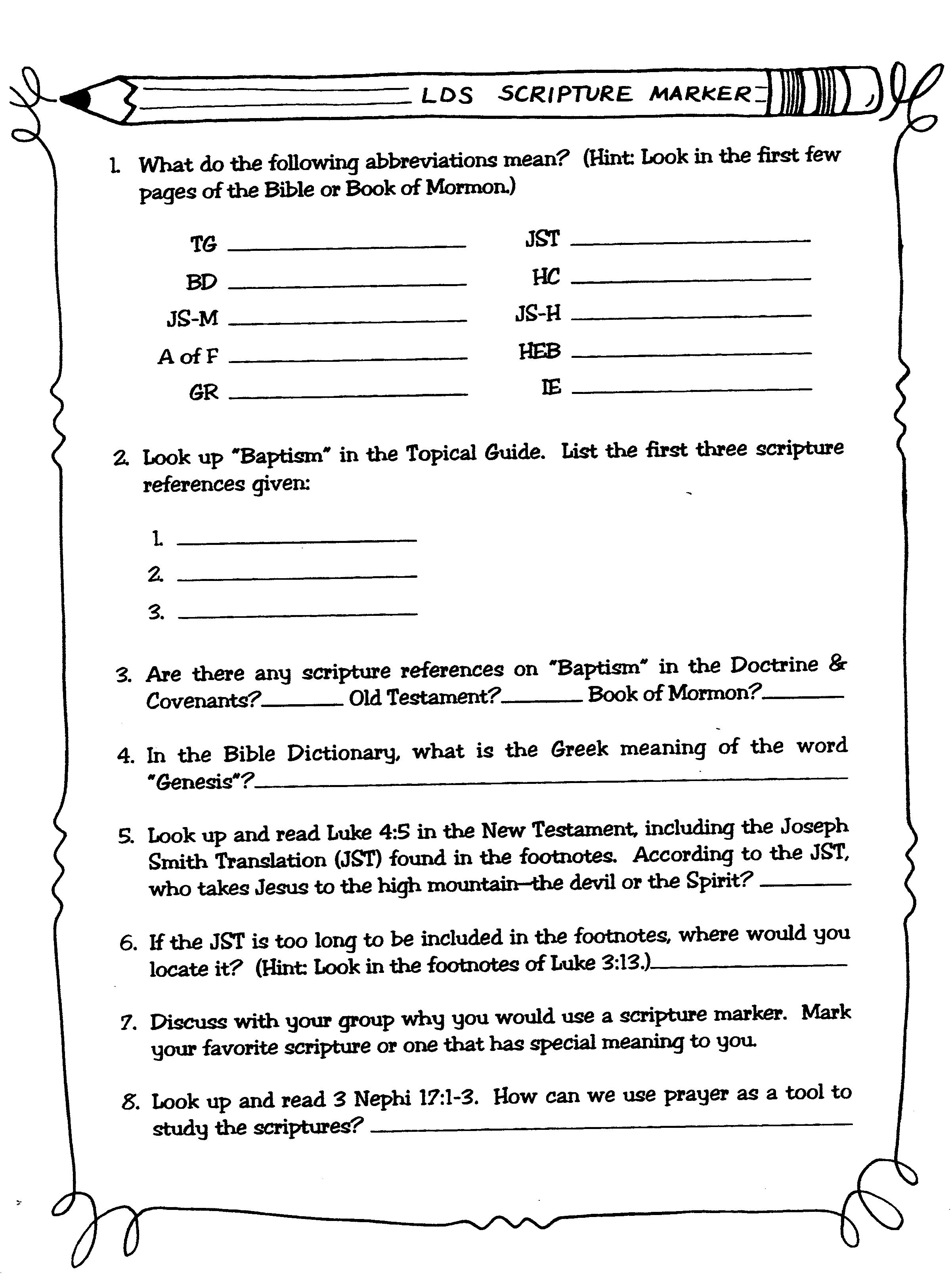 14 Best Images Of Internet Safety Worksheets For
