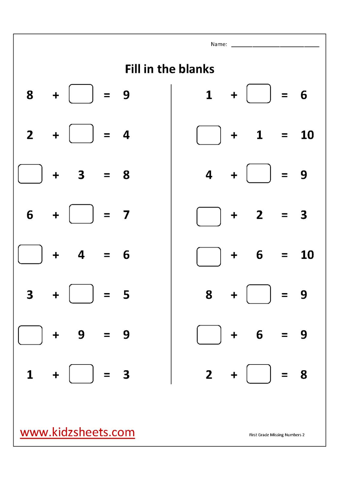 8 Best Images Of Shark Math Worksheets