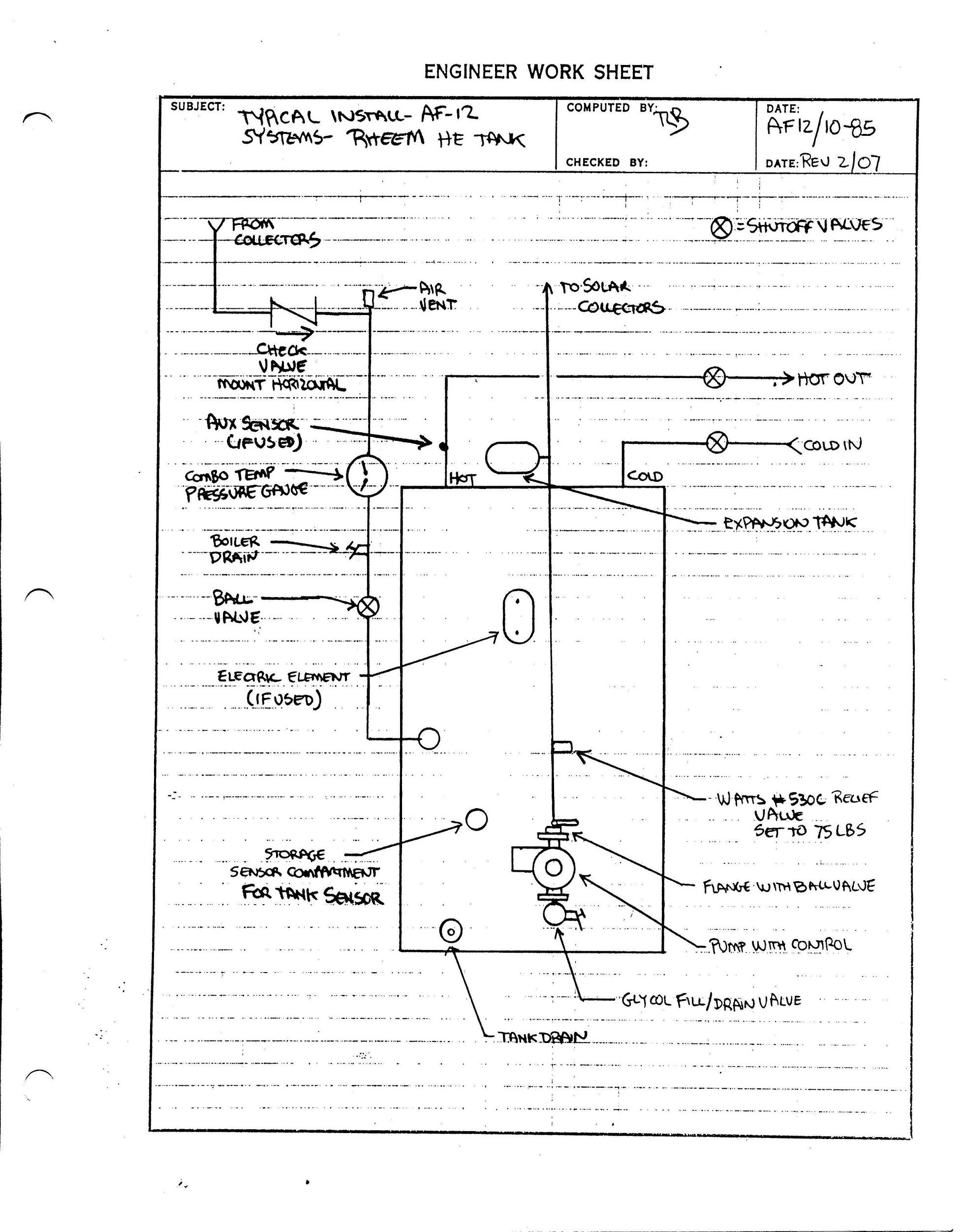 Worksheet Solar Electricity