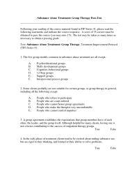 18 Best Images of Substance Abuse Group Topic Worksheets ...