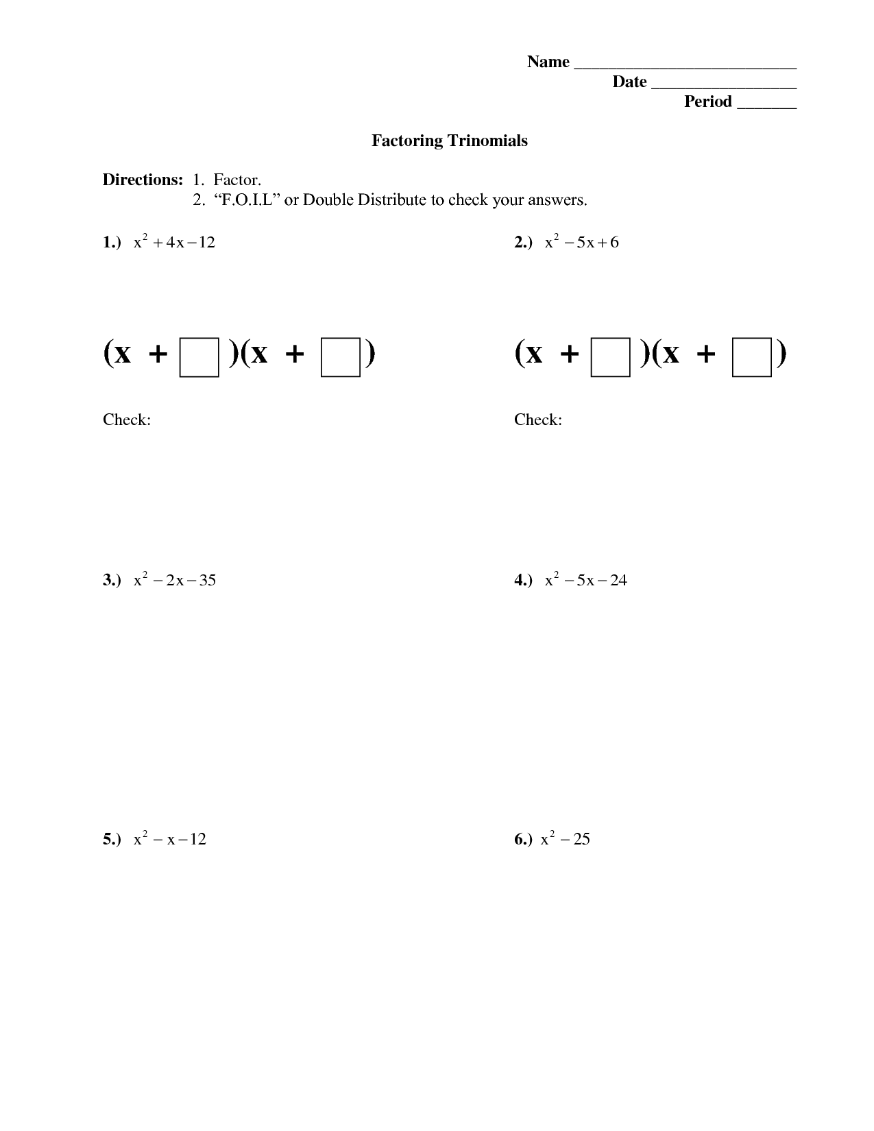 Multiplying Radicals Worksheet Kuta