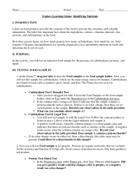 12 Best Images of Vitamin And Minerals Worksheet Answers