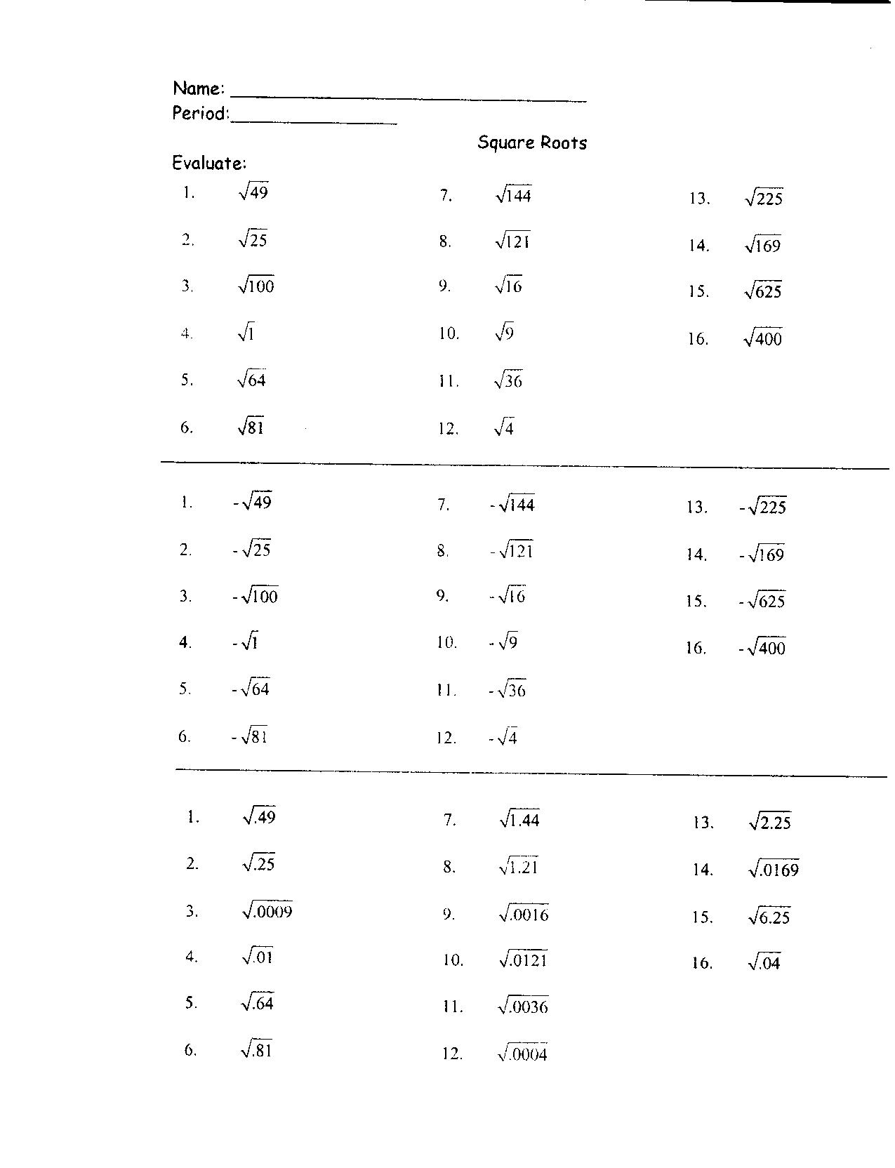 5 Best Images Of Slope Intercept Formula Worksheet