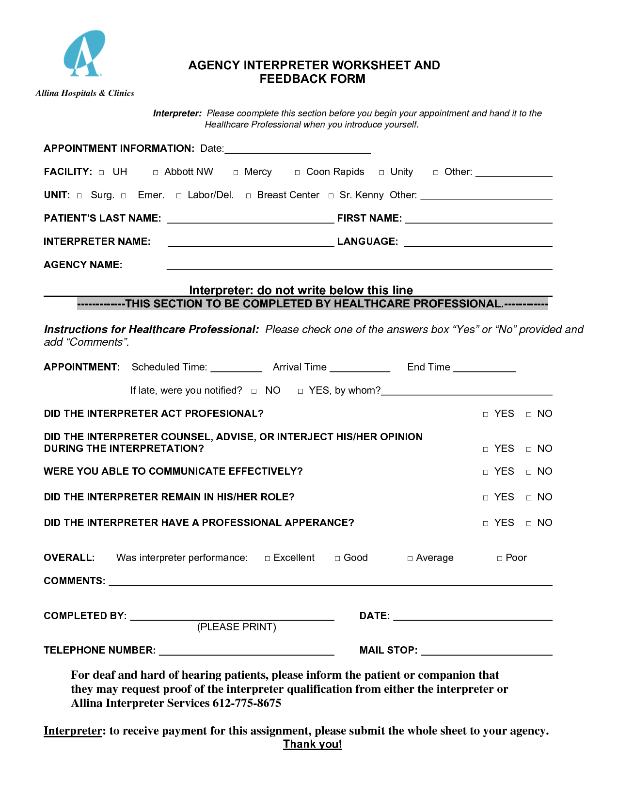 Autobiography Example About Myself Worksheet