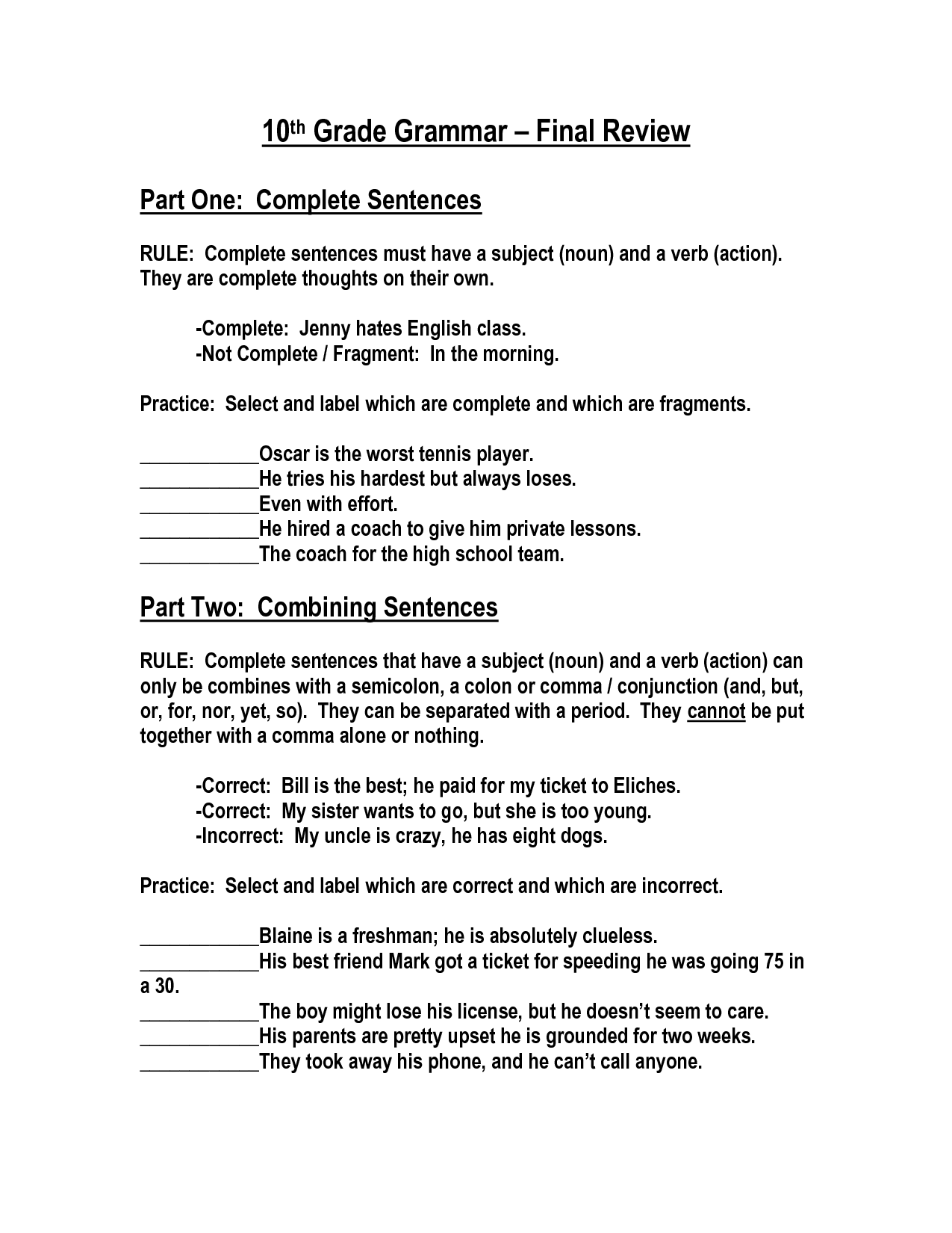 16 Best Images Of Fall Worksheets For 5th Grade