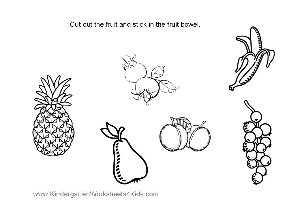 10 Best Images of Cut And Paste Worksheets For