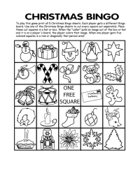 19 Best Images of Free Christmas Printable Worksheets ...