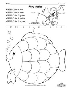 13 Best Images of Rainbow Worksheets For Kindergarten