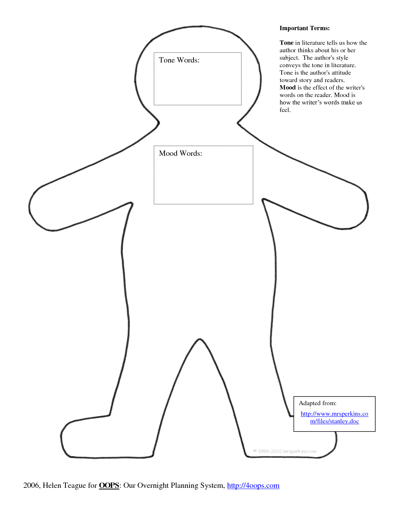 17 Best Images Of Author S Tone Worksheets