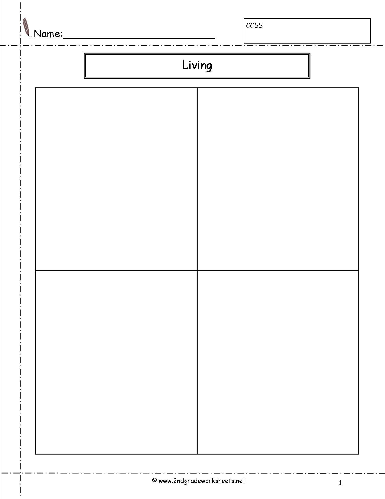 Compare Contrast Essay Outline Worksheet