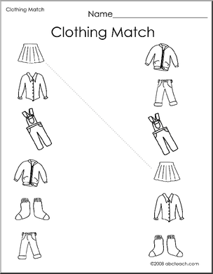 10 Best Images of Weather Worksheet For French Clothing