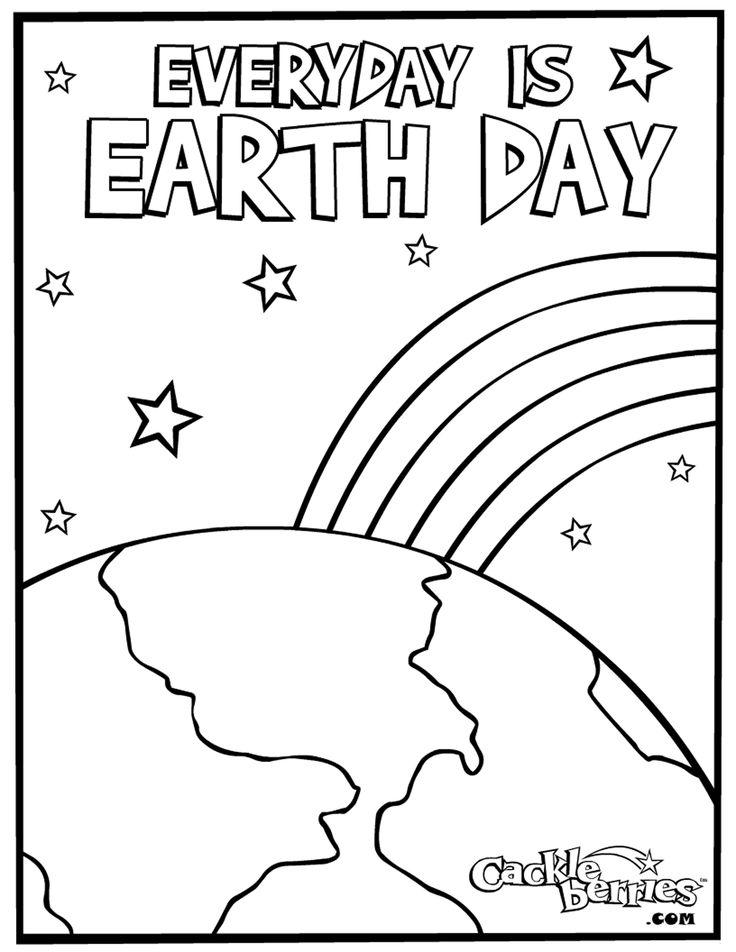 12 Best Images of Earth Day Worksheets For Kindergarten
