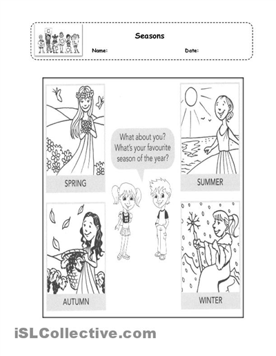 13 Best Images of Kindergarten Listening Worksheets