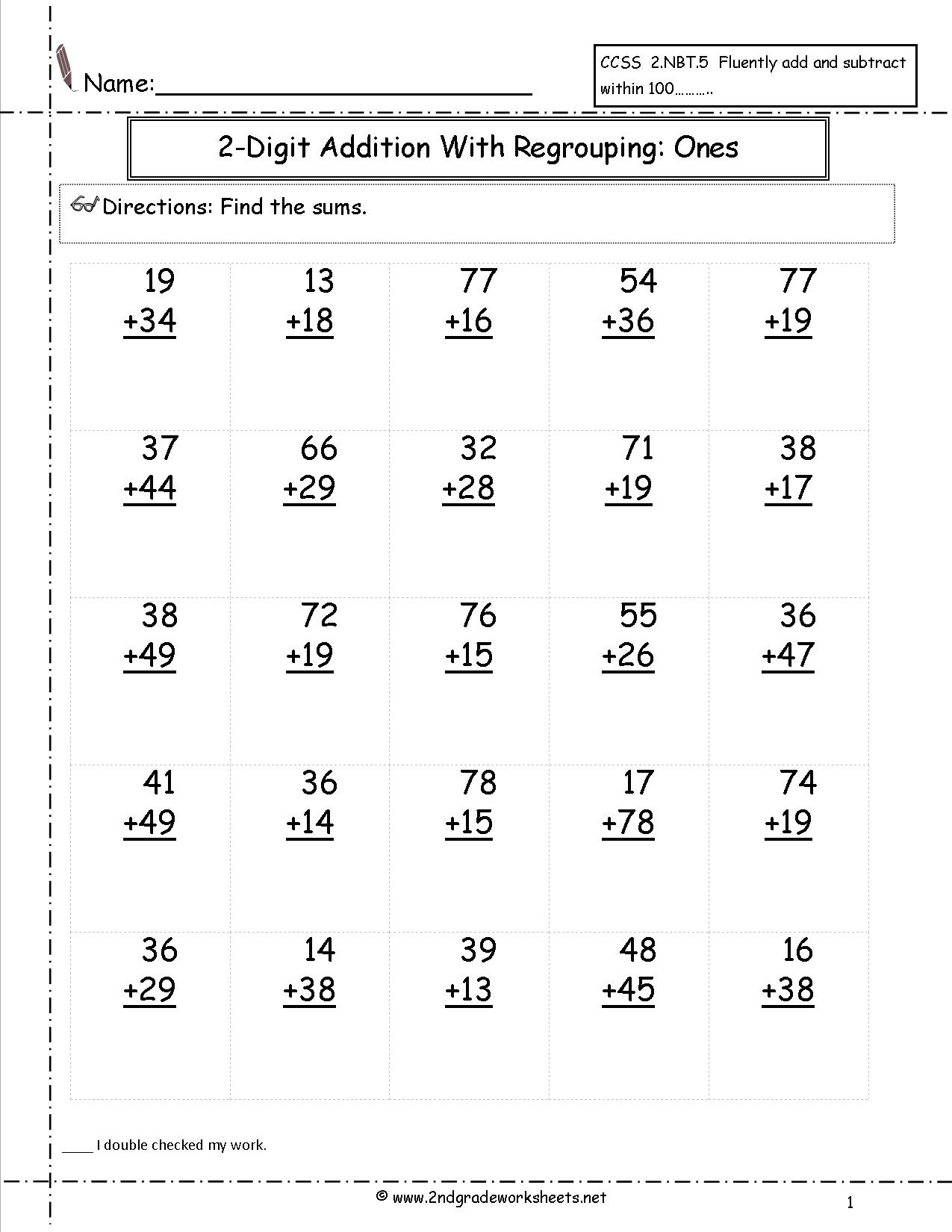 12 Best Images Of Counting Numbers To Worksheets