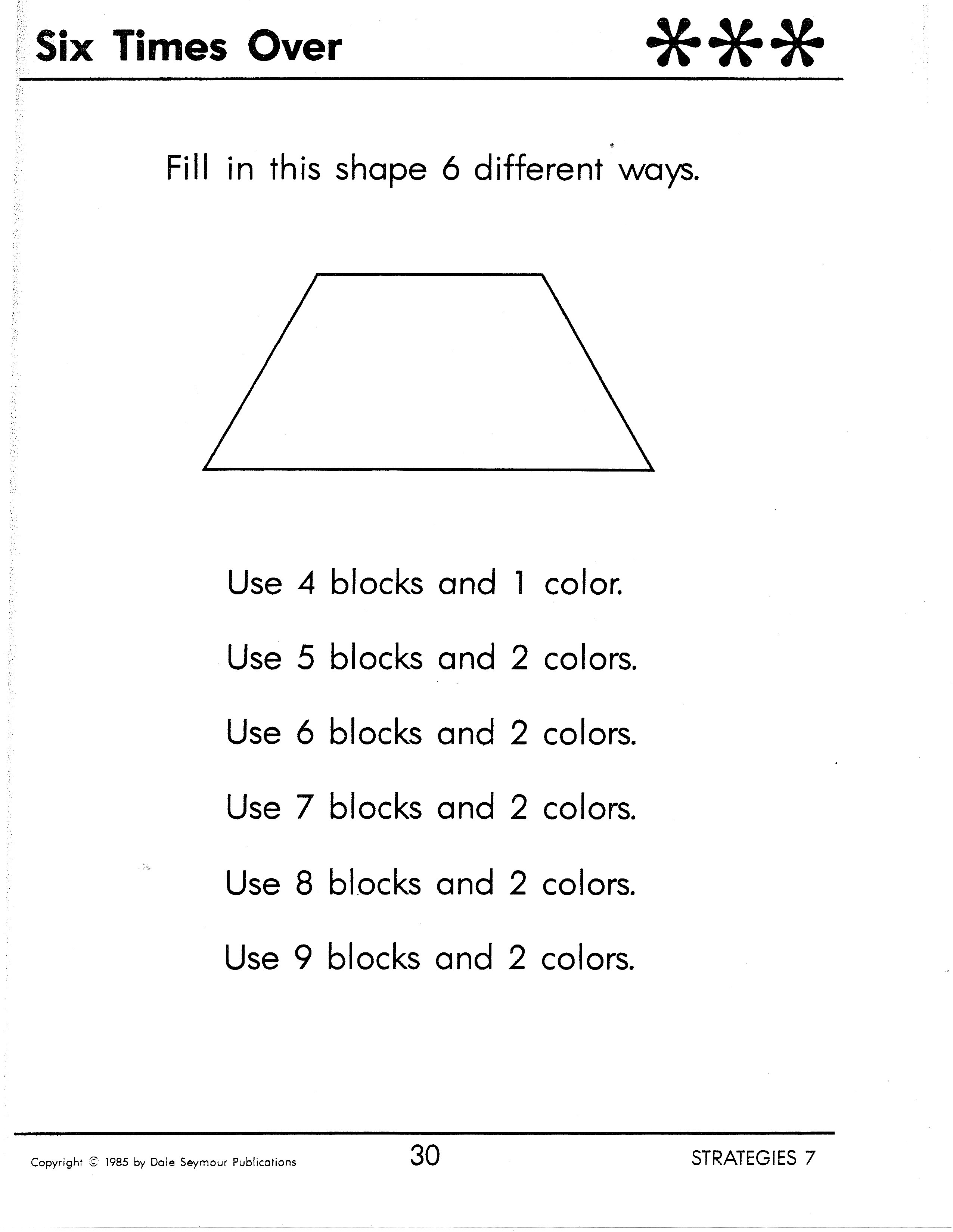 15 Best Images Of Fun Worksheets For 4th Graders