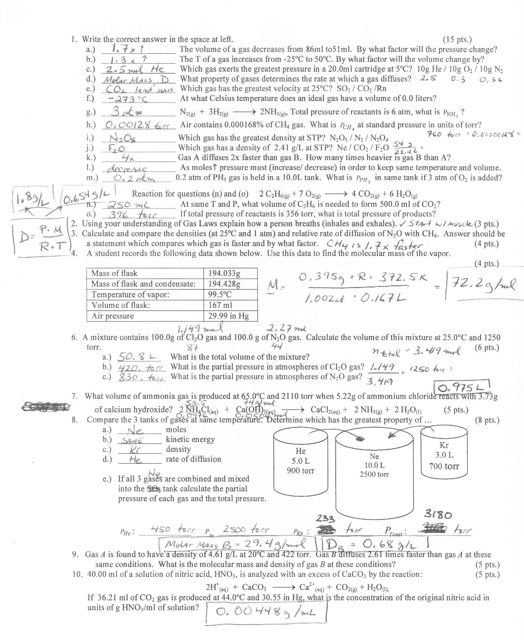 19 Best Images Of Potential And Kinetic Energy Worksheet